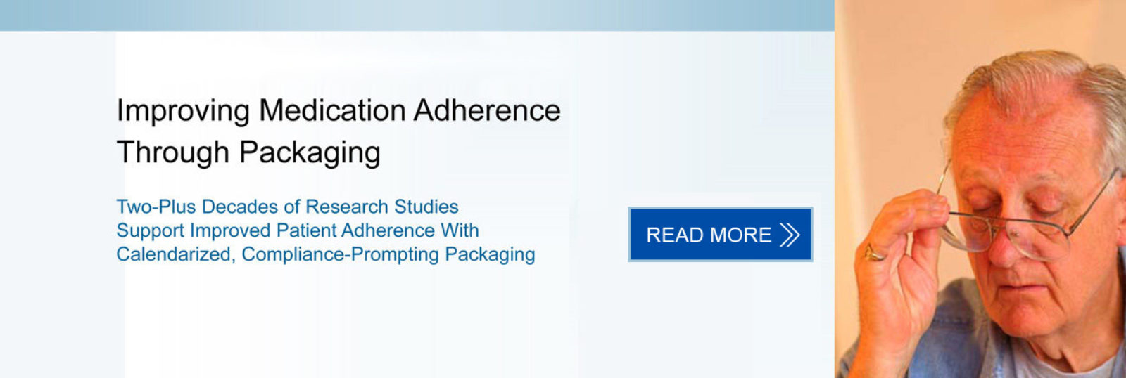 Improving Medication Adherence  Through Packaging
